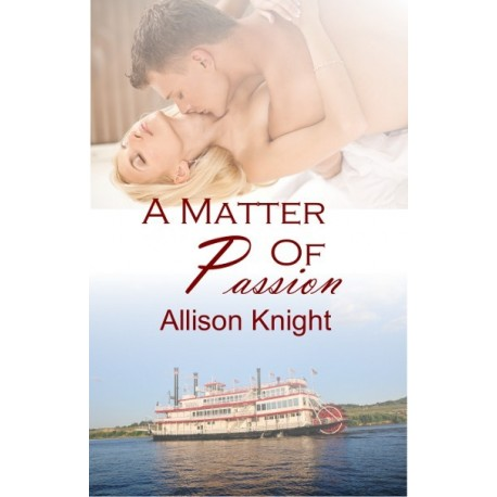 A Matter Of Passion - ebook