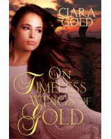 On Timeless Wings Of Gold - print