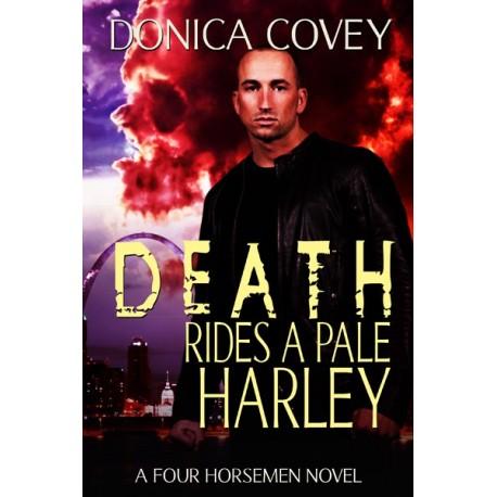 Death Rides A Pale Harley - ebook