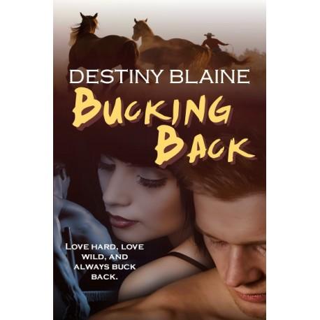 Bucking Back - ebook