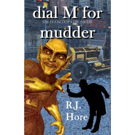 Dial M For Mudder - ebook