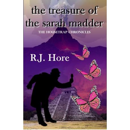 The Treasure Of The Sarah Madder - ebook