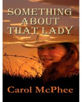 Something About That Lady - ebook