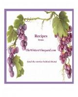 Recipes From The Writers Vineyard
