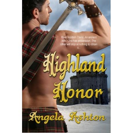 Highland Honor - print