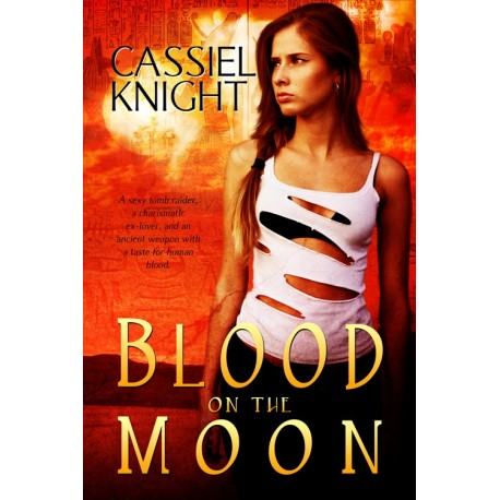 Blood On The Moon - print