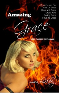 Amazing Grace: The Complete Saga
