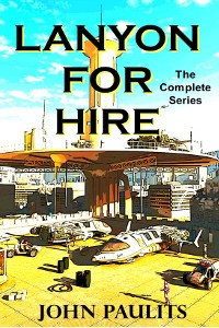 Lanyon For Hire-the Complete Series